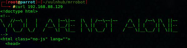 Vulnhub – Mr Robot Walkthrough – ku7 tech